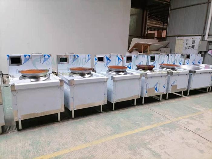 mua bếp từ công nghiệp tại TP.HCM