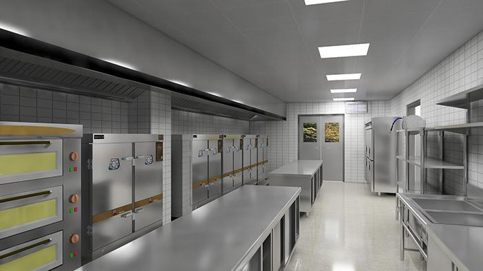 Tư vấn thiết kế hệ thống bếp công nghiệp tại Hà Nội