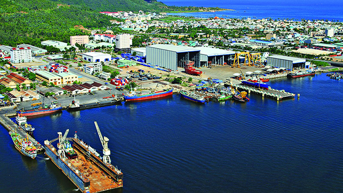 Dự án nhà máy đóng tàu Sông Thu